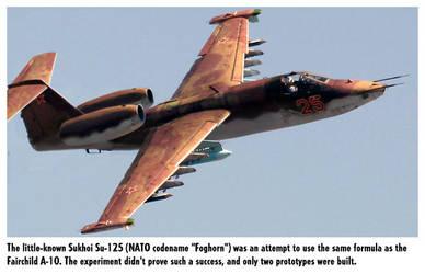 Sukhoi Su-125 Foghorn by Bispro