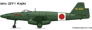 Kugisho J2Y1 Kajiki by Bispro
