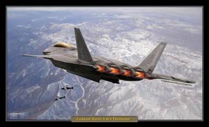 Lockheed Martin Thunderstar by Bispro