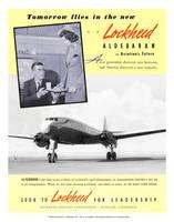 Lockheed 'Aldebaran' airliner by Bispro