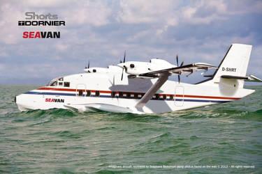 Shorts-Dornier CDS-800 ''SeaVan'' by Bispro