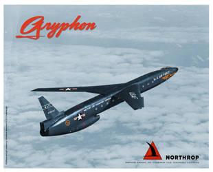 Northrop 'Gryphon' (Special Ops SST) by Bispro