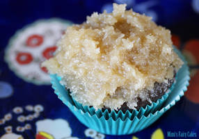 Chocolate-Coconut-Summer-Cupcake by Cailleanne