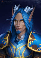 Warcraft Commission: Tevruden by Naariel