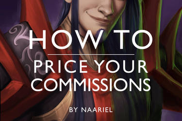 How To Price Commissions by Naariel