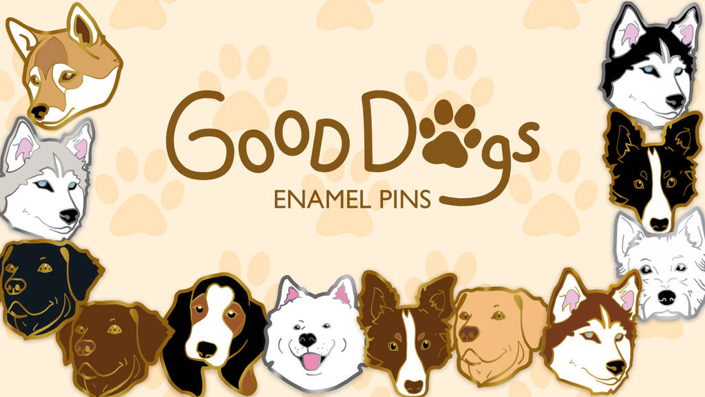 Good Dogs KICKSTARTER just launched! by Naariel