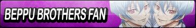 Beppu Brothers Fan Button by Yami-Sohma
