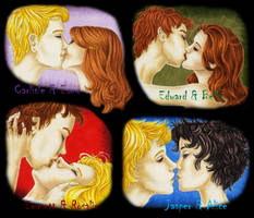 Kiss me, vampire by AngelinaCullen
