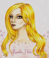Twilight _ Rosalie Hale by AngelinaCullen