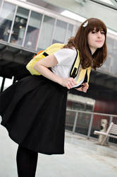 Gatchaman Crowds: Kitsch by JuriaScarlet