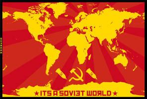 It's A Soviet World by 171Scorpia