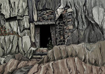 Stonedoor by ForgetMeInstantly