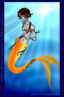 Seafan by magephoenix