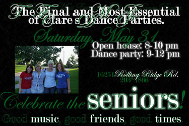 Graduation Party Invites by thelaststraw