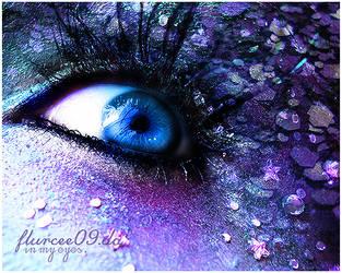 Dark Creature: Mermaid's Eye by flurcee09