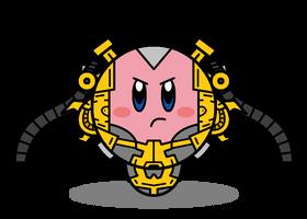 Kirbyformers 3: Rampage/Skipjack (ROTF) by Kirby-Force