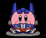 Kirbyformers 3: Optimus Prime (Movie) by Kirby-Force