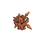 Pokemon fusion: 091 / 050 by Kirby-Force