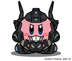 Kirbyformers 3: Black Star Saber (Robotmasters) by Kirby-Force
