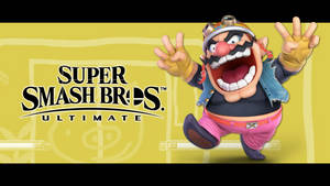 30. Wario by Kirby-Force