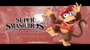 36. Diddy Kong by Kirby-Force