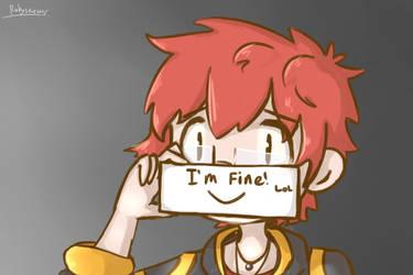 I'm fine by TheMidnightstars45