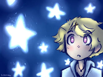 Raining Stars by TheMidnightstars45