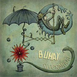 Rivermaya-Buhay: Album Cover by purpleturtlealien
