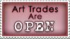 da Stamp - Art Trades Open by lynkx-ie