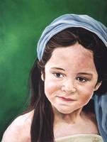 Eternal Child by AnnaGilhespy