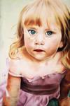 Green Eyes by AnnaGilhespy