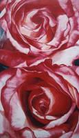 Roses by AnnaGilhespy