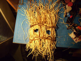 Bioshock Houdini Splicer mask by NeoSaturn69