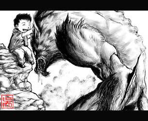Request : Werewolf by KaelNgu