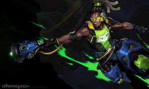 Overwatch Lucio by KaelNgu