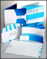 Alila Corporate Identity by Apostolos