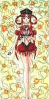Sailor Kakyuu by klubochek