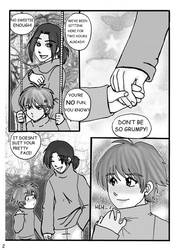 ::manga project - page 2:: by majoko