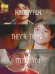 Run Boy Run by Dylan-OWolf