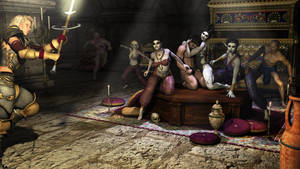The Abduction Of Anomen by GrandSACHI