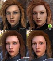 3Delight-Iray-Luxrender comparison by GrandSACHI