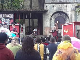 Renaissance Festival by GingerTheSuperJaguar
