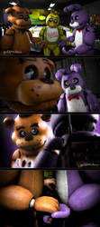A Story of Forgiveness and Redemption (SFM Comic) by gold94chica