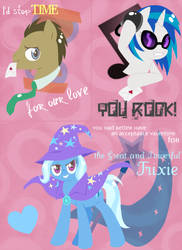 More MLP Valentines by Musapan