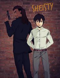 Crime Noir by Musapan