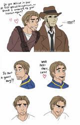 Fallout 4 by Musapan