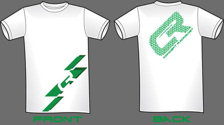 Concept Racing T-shirt 2010 V1 by TwinFlow
