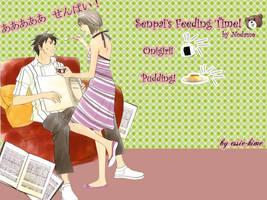 Nodachi: Senpai, taberu.. by essie-hime