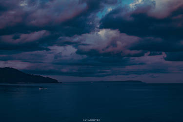 Sailing through the darkness by Vladimyre06