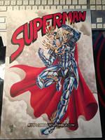 Superman, the krypto knight by SuiseiKillfaeh